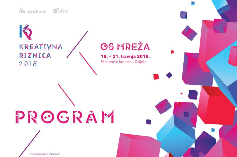 Program Kreativne riznice 2018