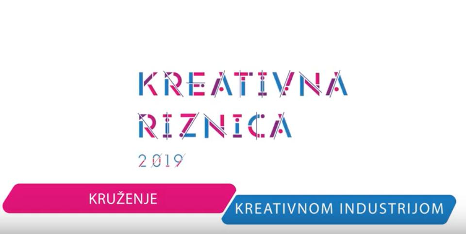 Podsjetnik na Kreativnu riznicu 2019